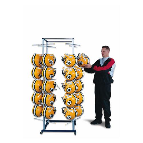 Jaypro Helmet Storage Rack