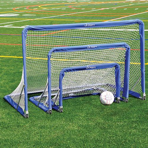Jaypro Goal Runner Soccer Goal