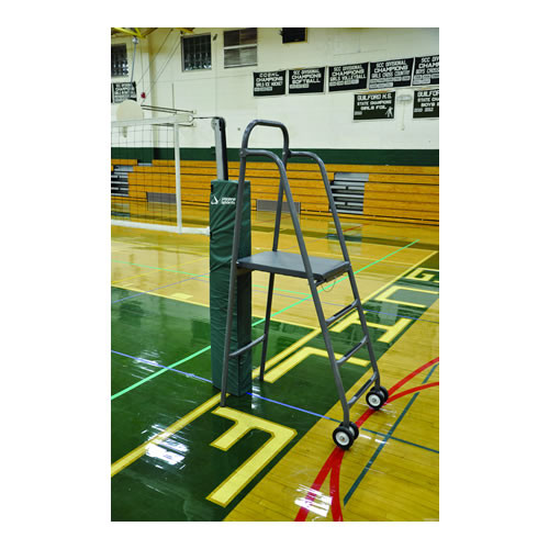 Jaypro Mega Ref Folding Volleyball Referee Stand