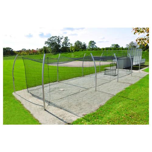 Jaypro 55' Aluminum Outdoor Pro Baseball Batting Cage