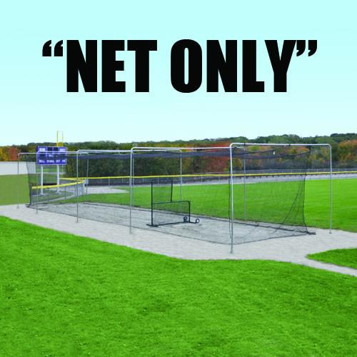 Jaypro Pro 12 Foot X 70 Foot Batting Cage Net