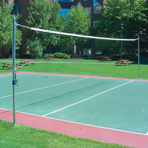 Jaypro Recreational Multi-Purpose Outdoor Volleyball System