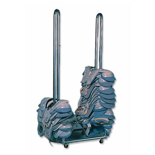 Jaypro Shoulder Pad Storage Rack