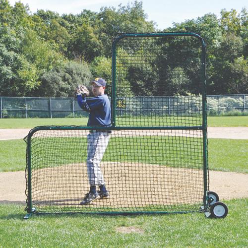 Jaypro Standard Baseball Pitchers Screen