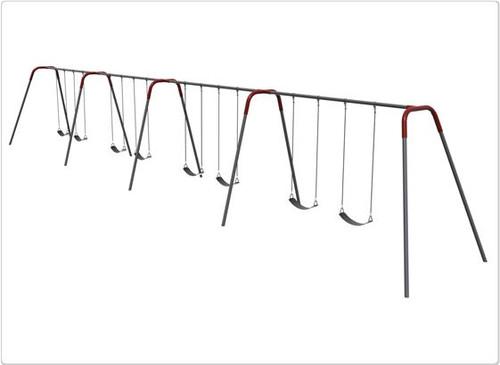 SportsPlay Modern Bipod Swing Set - Eight Swings