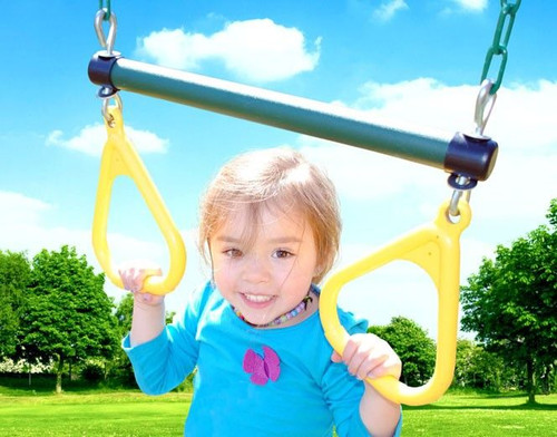 Creative Playthings Ring Trapeze