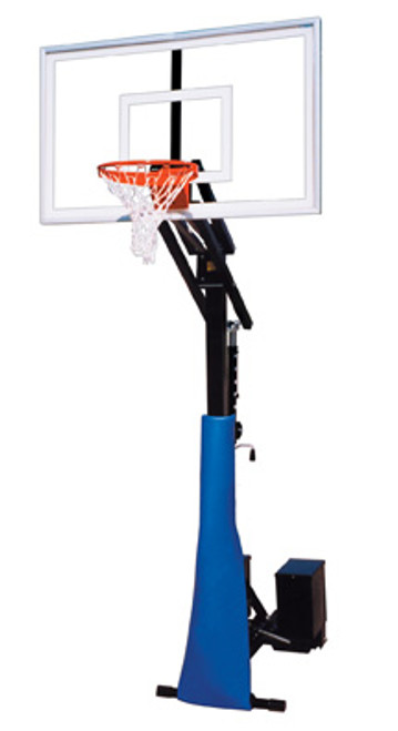 First Team RollaJam Nitro Portable Basketball Hoop - 60 Inch Glass - EXPECTED TO SHIP MID-NOVEMBER