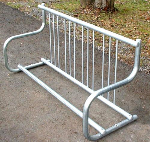 Single-Side Classic Portable Bike Rack
