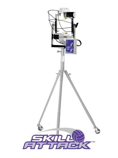 Skill Attack Volleyball Throwing Machine