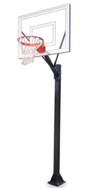 First Team Sport II Inground Basketball Hoop - 48 Inch Acrylic