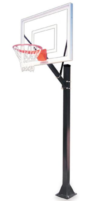 First Team Sport III Inground Basketball Hoop - 54 Inch Acrylic