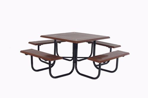Square Picnic Table - Standard Frame