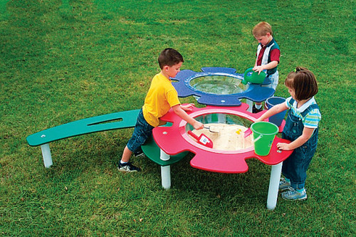 Tot Town Sand and Water Table Set