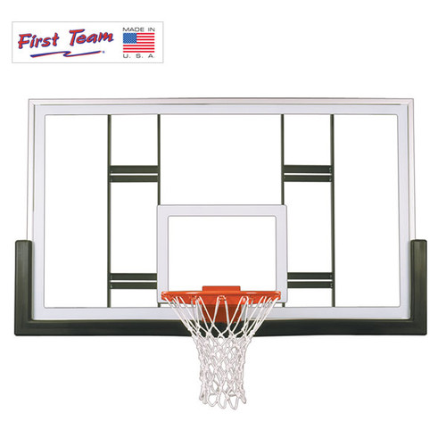 First Team  Contender Upgrade Package - 72 Inch Glass