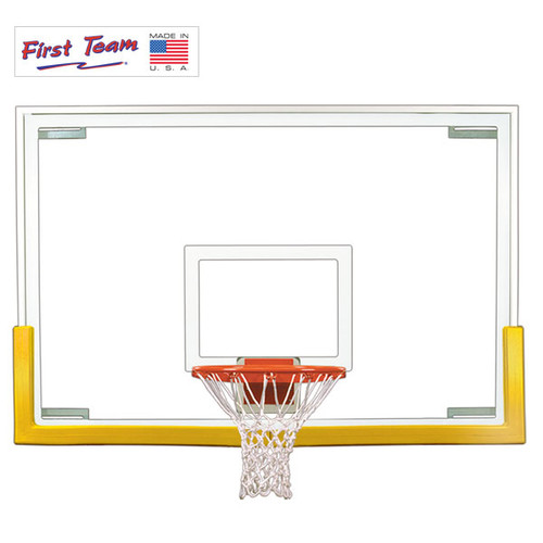 """First Team  Tradition Upgrade Package - 48""""x72"""" Inch Glass"""