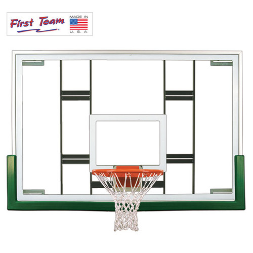 """First Team Colossus Upgrade Package - 48""""x72"""" Inch Glass"""