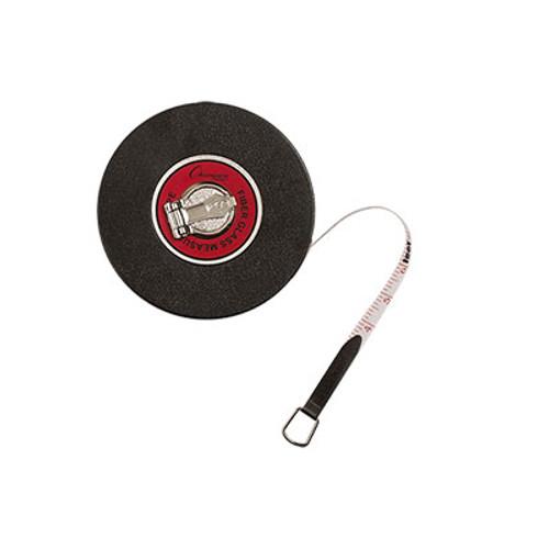 100 FT Closed Reel Measuring Tape