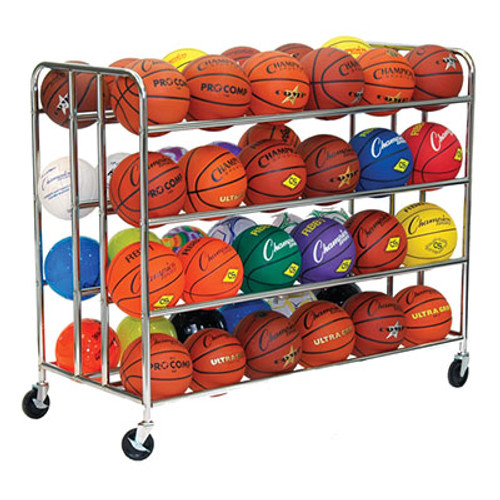 48 Ball Double Wide Ball Cart - OUT OF STOCK
