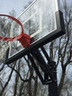 First Team Champ Eclipse Inground Basketball Hoop - 60 Inch Smoked Glass