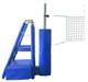 First Team Porta-Court Stellar Portable Volleyball System
