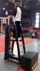 Gared Go-Court Junior Portable Volleyball System