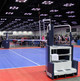Gared Go-Court Portable Volleyball System