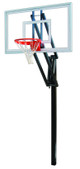 First Team Vector Nitro Inground Adjustable Hoop - 60 Inch Glass - EXPECTED TO SHIP MID-NOVEMBER