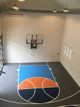 First Team WallMonster Playground Wall-Mounted Basketball Hoop - 60 Inch Steel