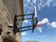 First Team WallMonster Supreme Wall-Mounted Basketball Hoop - 72 Inch Acrylic