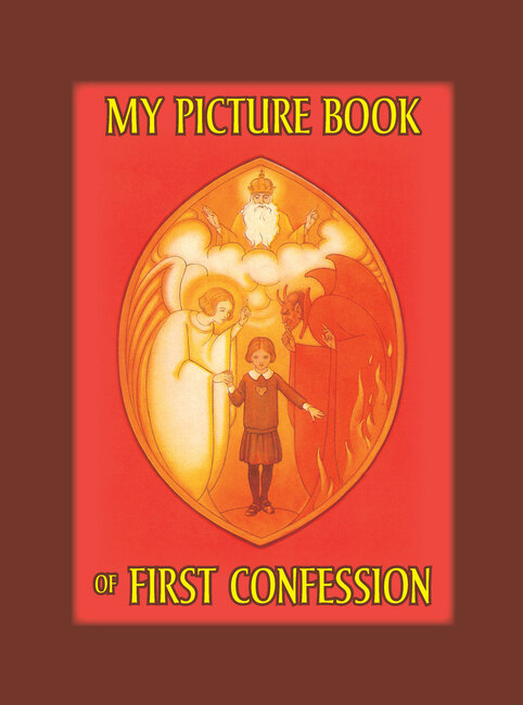 My Picture Book of First Confession