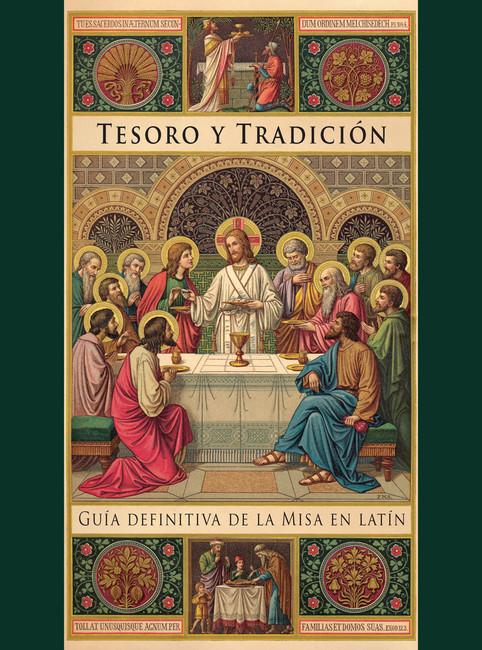 Tesoro y Tradición: Guía definitiva de la Misa en latín--Ordenar por caja