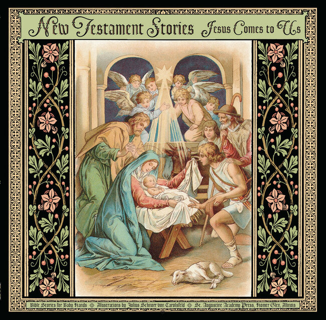 New Testament Stories: Jesus Comes to Us