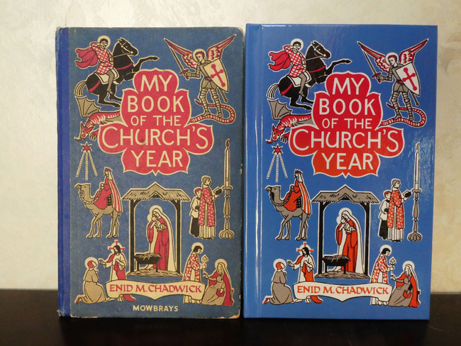 Before and After...My Book of the Church's Year