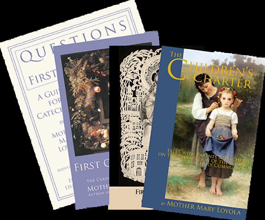 Mother Loyola Sacrament Prep Collection