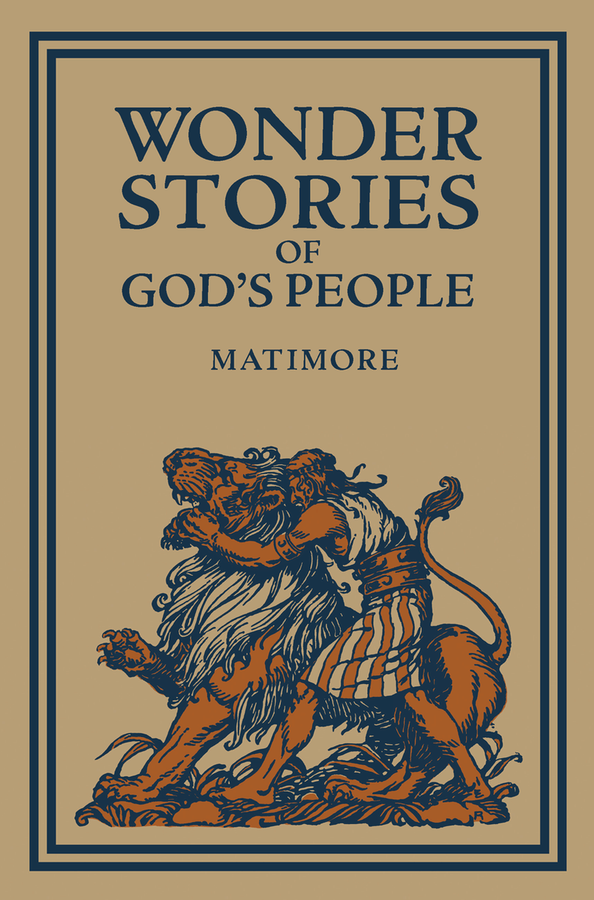 Wonder Stories of God's People