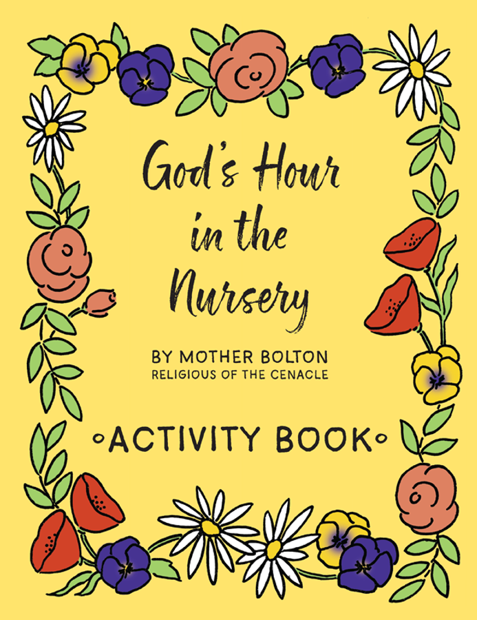 God's Hour in the Nursery Activity Book