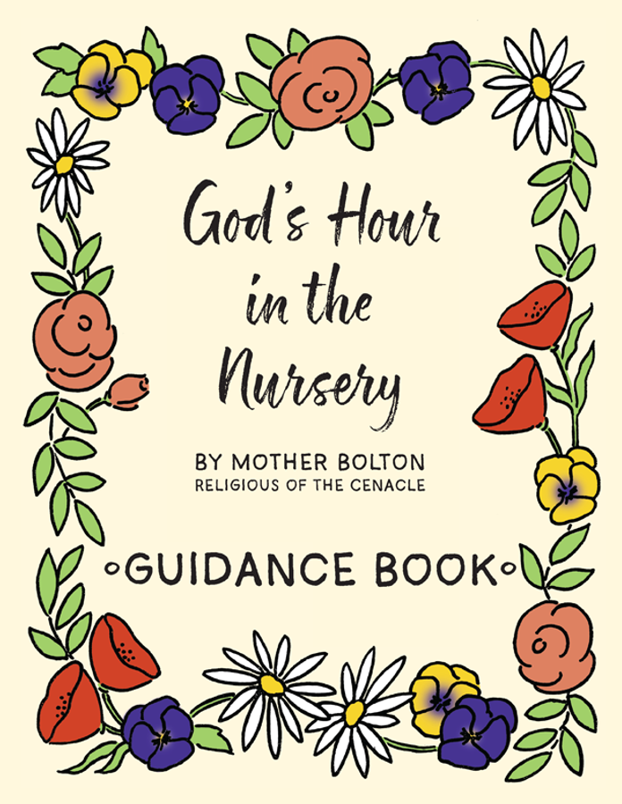 God's Hour in the Nursery Guidance Book