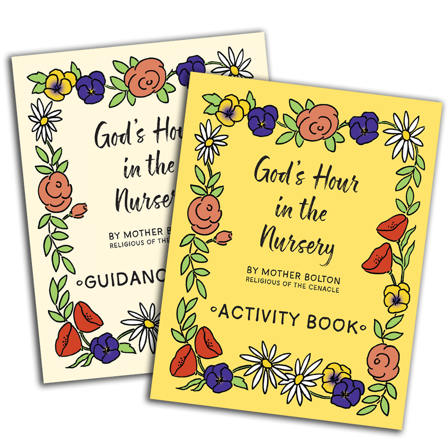 God's Hour in the Nursery Package