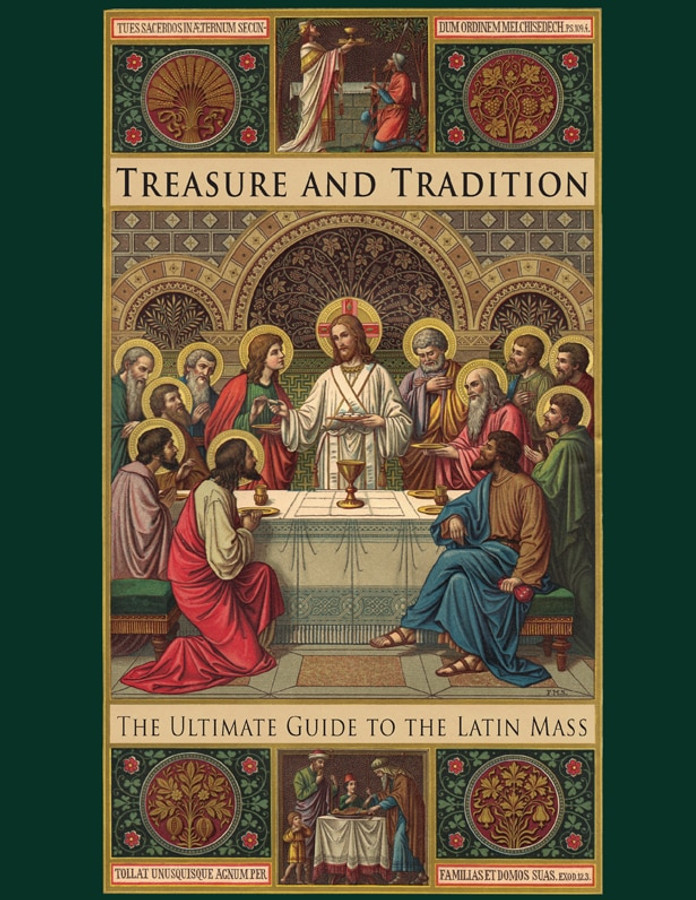 Sponsor a Stranger's Copy of Treasure and Tradition