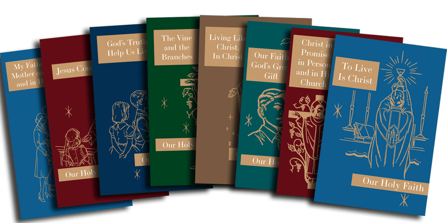 Our Holy Faith Textbook Series
