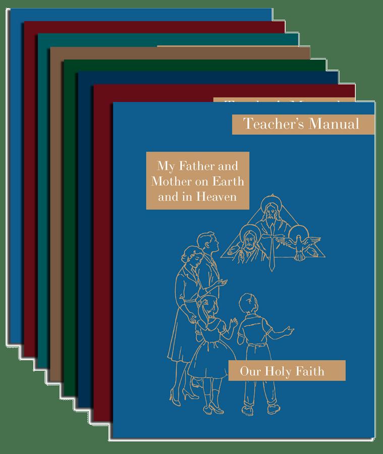 Our Holy Faith Teacher's Manual Series