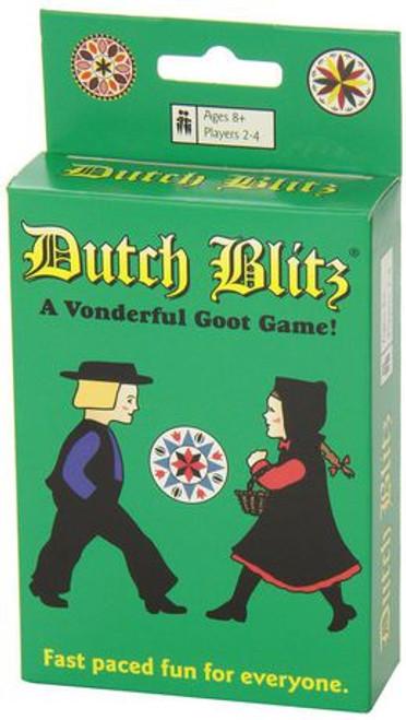 Dutch Blitz Card Game Green