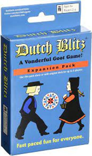 Dutch Blitz Card Game Blue
