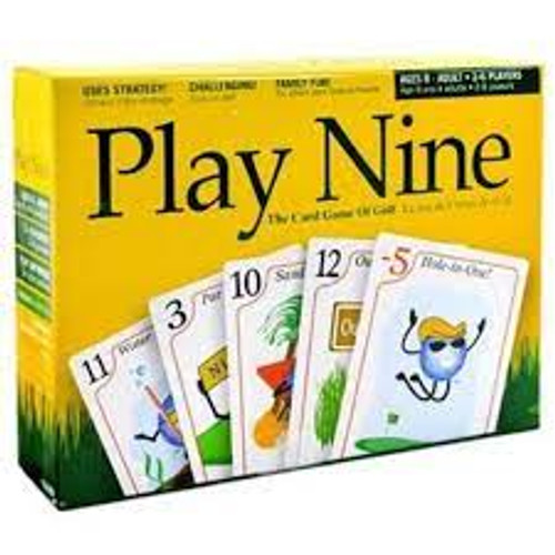 Play 9 card game