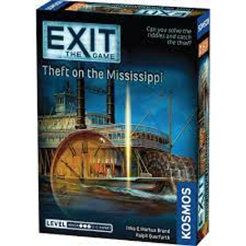 Exit Game: Theft on the Mississippi
