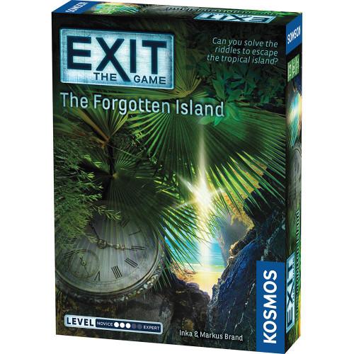Exit Game: Forgotten Island