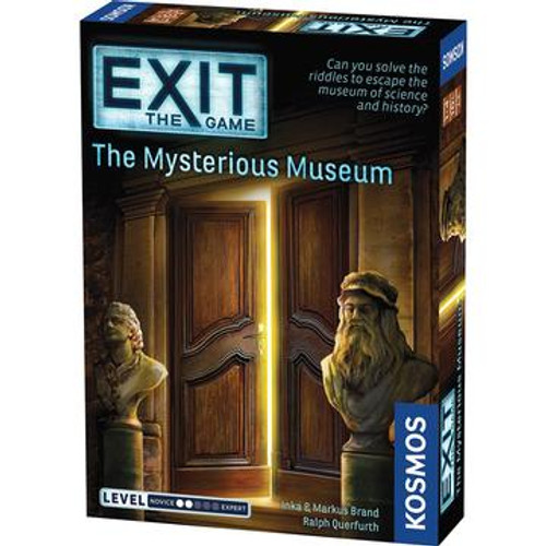 Exit Game: Mysterious Mansion