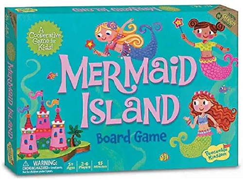 Mermaid Island Game