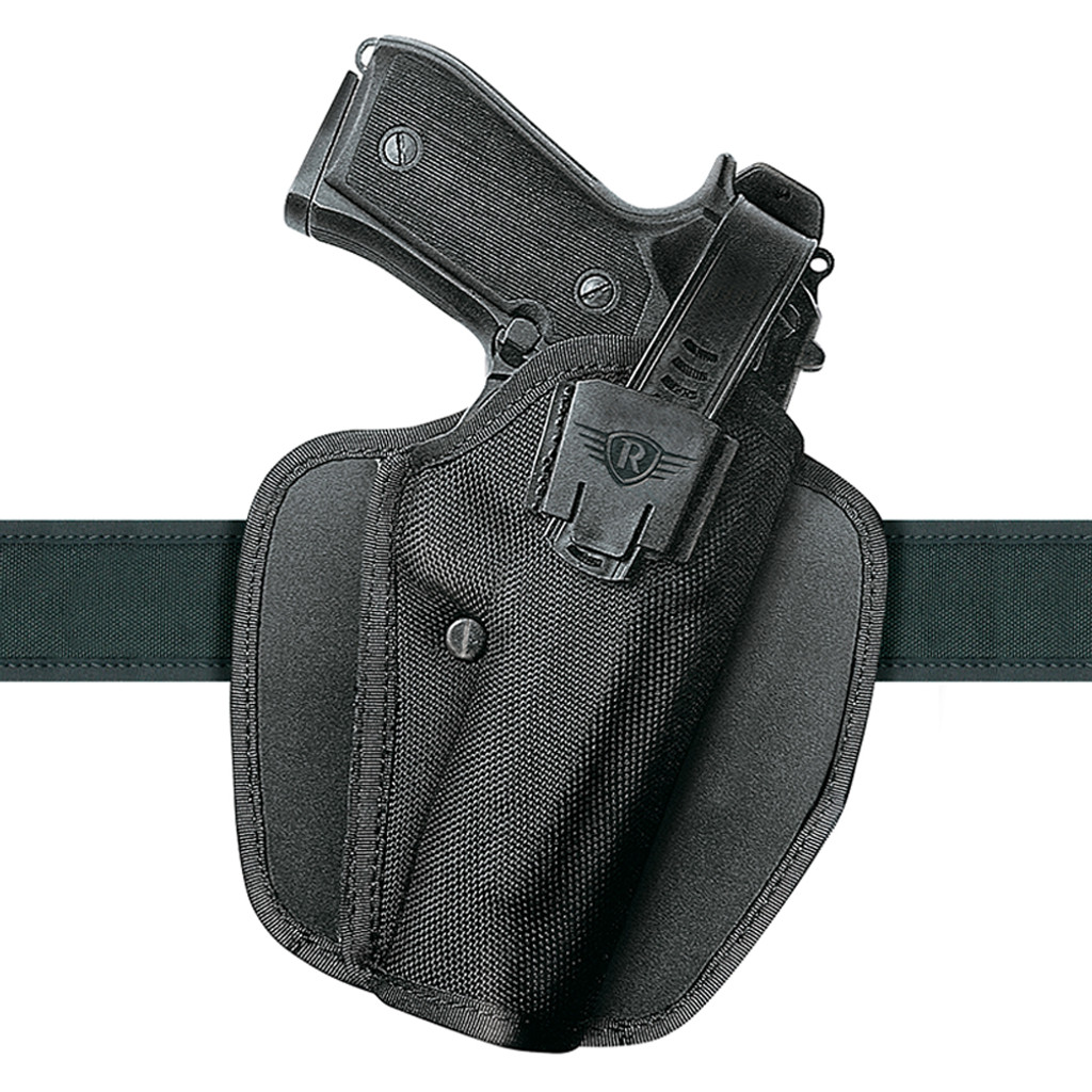 Concealment Holster for Large Auto Models R/H Black