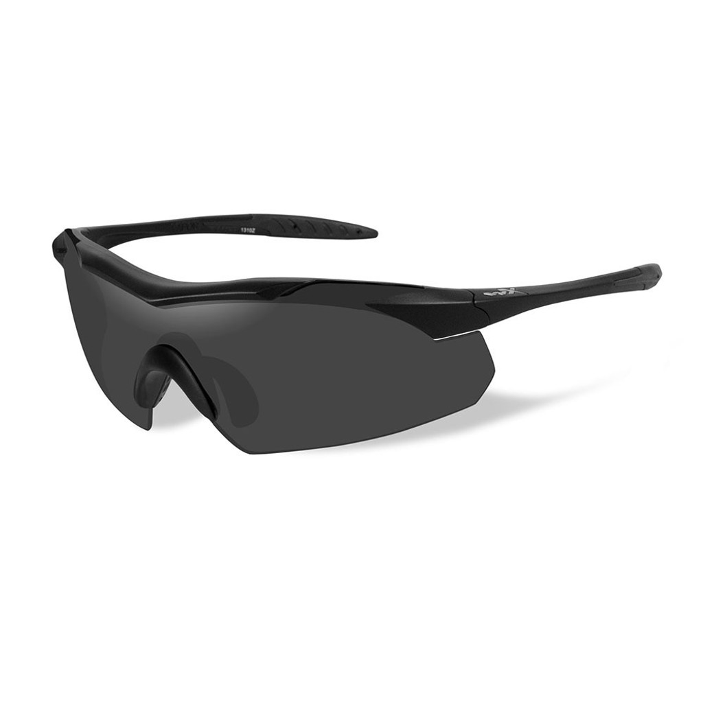 Wiley X Vapor | Polarised Grey Lens w/ Matte Black Frame